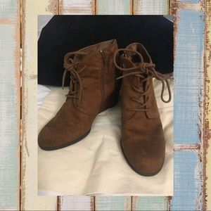 American Rag heeled booties